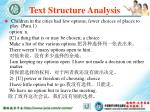 text structure analysis69