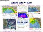 satellite data products11