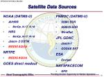 satellite data sources10