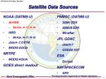 satellite data sources4