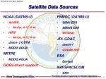 satellite data sources6