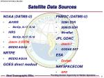 satellite data sources8