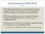 united kingdom btec nvq27