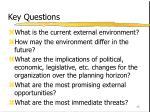 key questions13