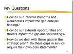 key questions29