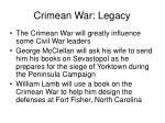 crimean war legacy41