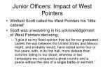 junior officers impact of west pointers27