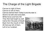 the charge of the light brigade36