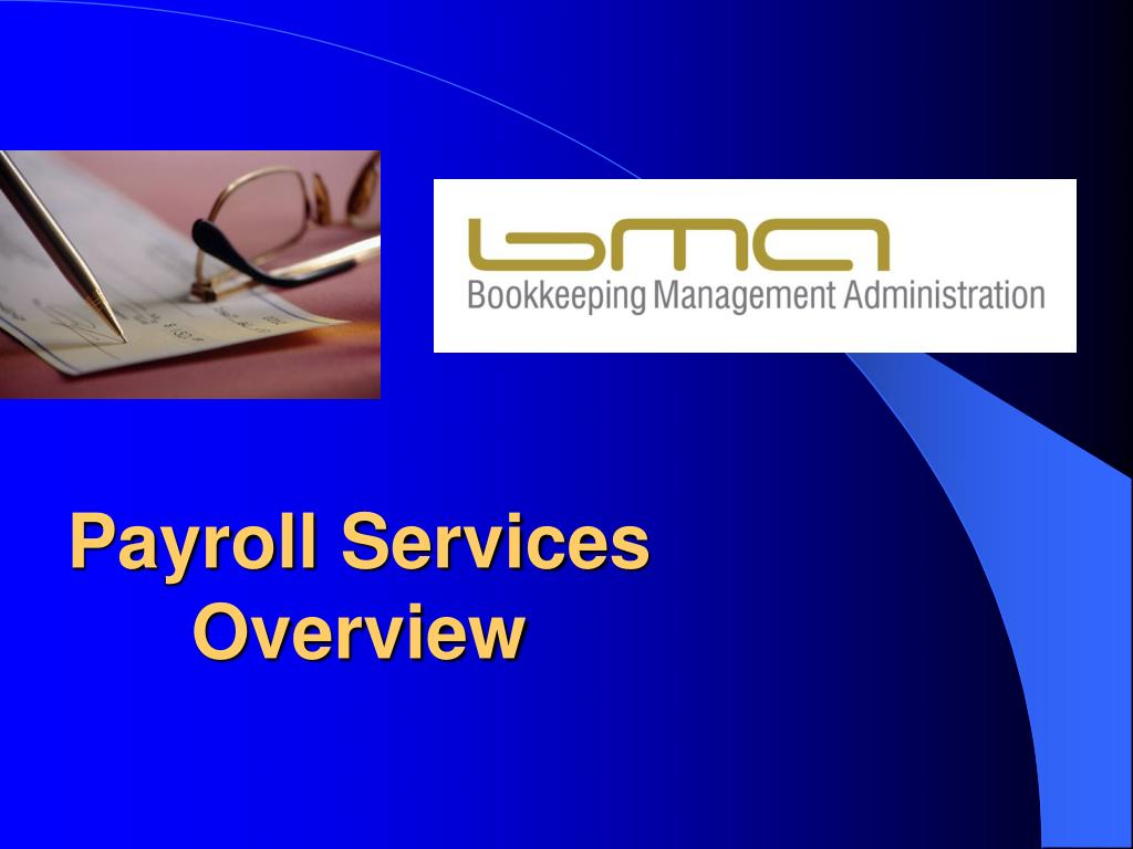 payroll services overview l.