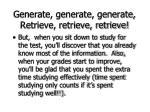 generate generate generate retrieve retrieve retrieve66