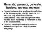 generate generate generate retrieve retrieve retrieve73