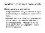 london economics case study