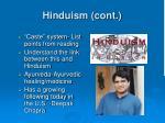hinduism cont33