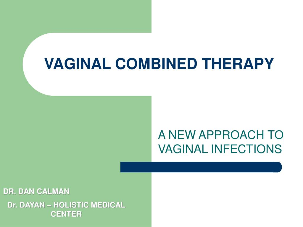 vaginal combined therapy l.