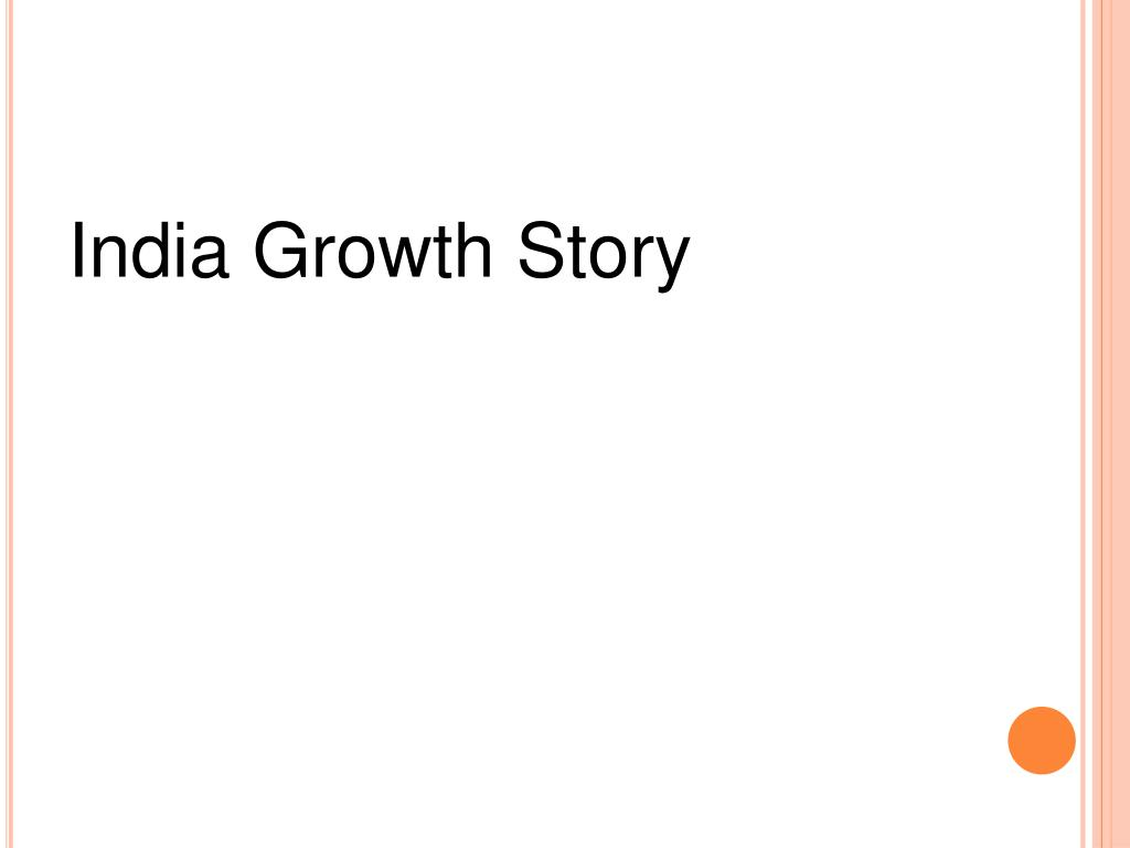 India Growth Story