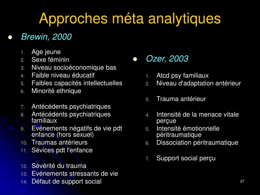 Brewin, 2000