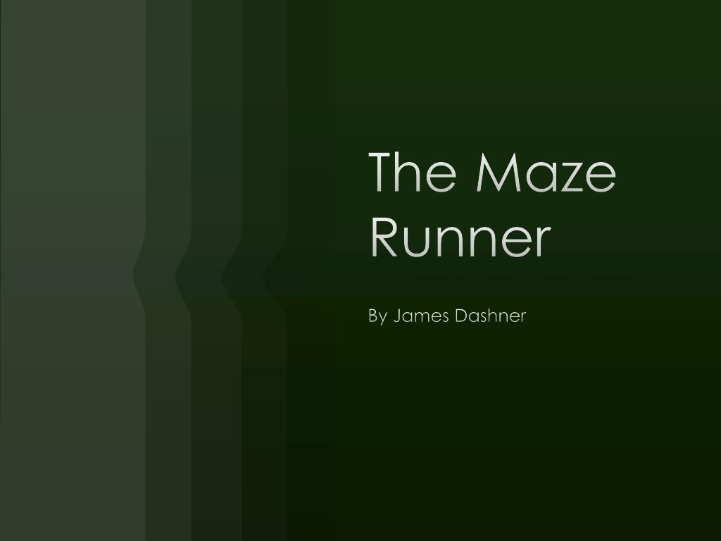 the maze runner l.