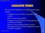 legislative trends26