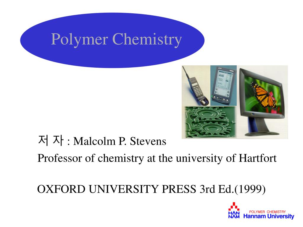 polymer chemistry l.