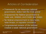 articles of confederation35