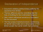 declaration of independence33