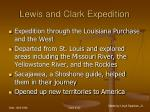 lewis and clark expedition105