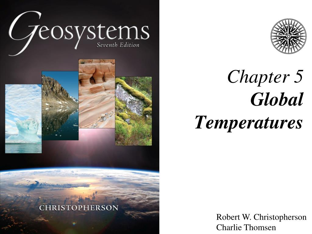 chapter 5 global temperatures l.