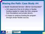blazing the path case study 435