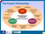 the project partnership