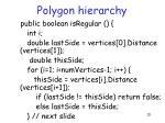 polygon hierarchy10