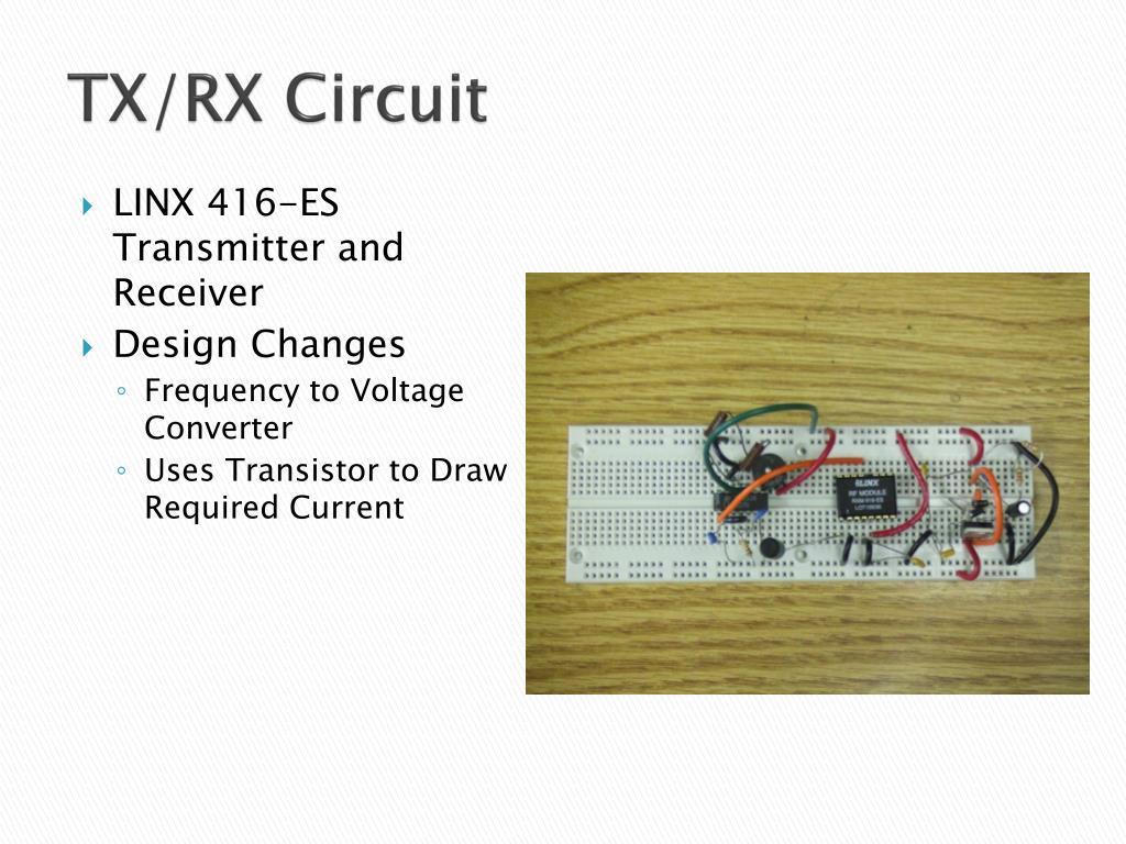TX/RX Circuit