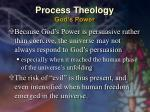 process theology god s power23