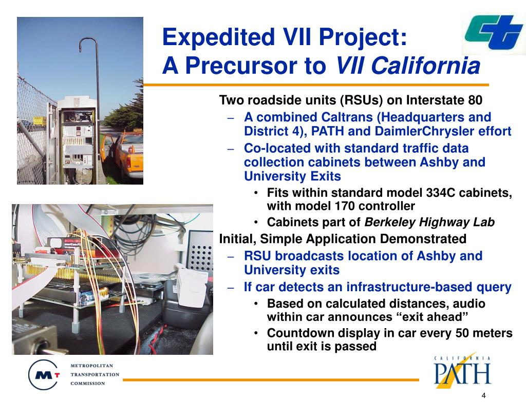Expedited VII Project: