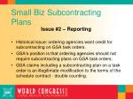 small biz subcontracting plans26