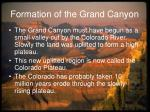 formation of the grand canyon5