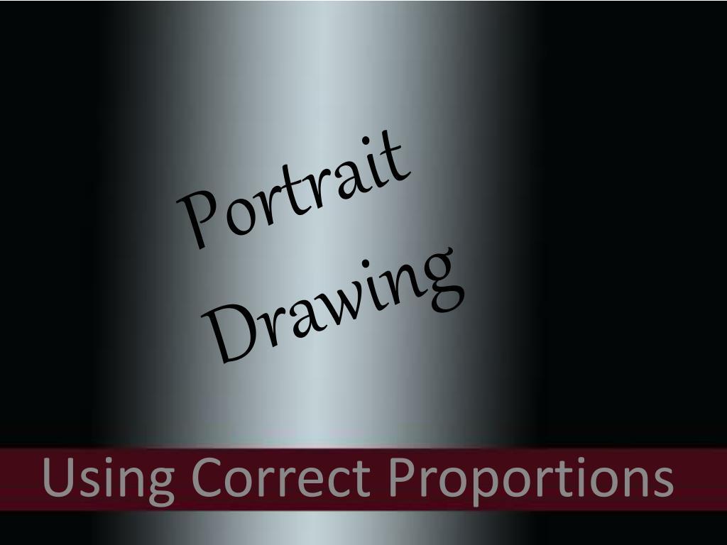 portrait drawing l.