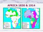 africa 1830 1914