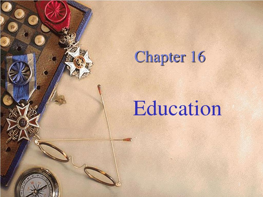 chapter 16 l.
