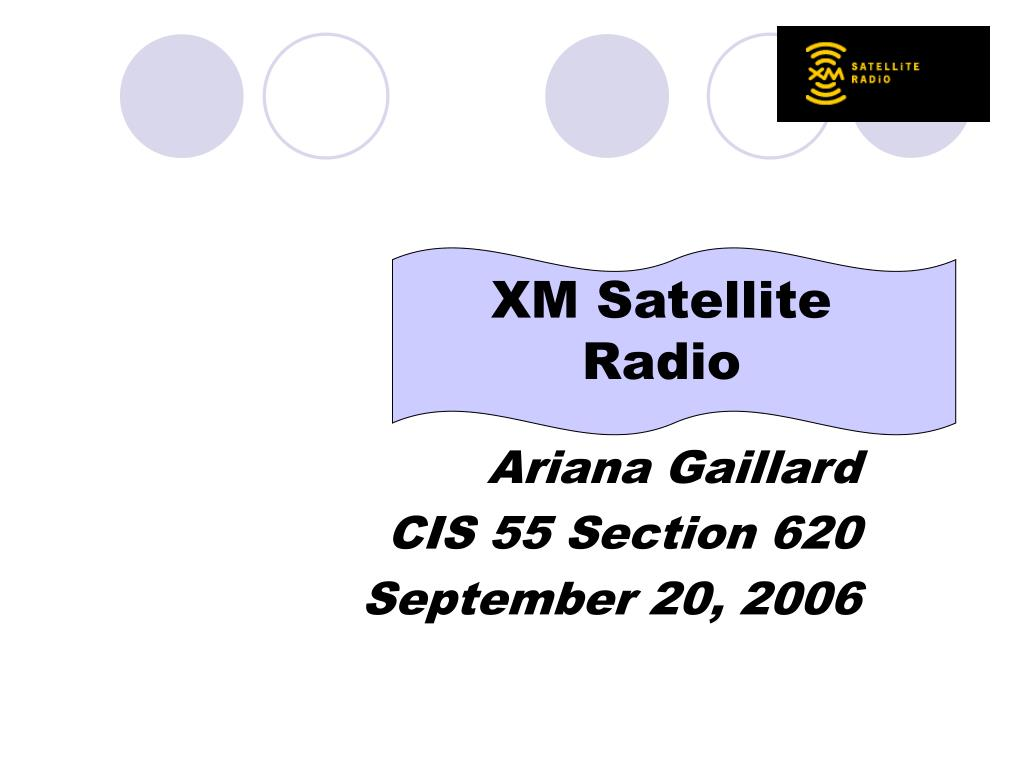 ariana gaillard cis 55 section 620 september 20 2006 l.