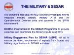 the military sesar