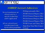 amrep aerosol adhesives