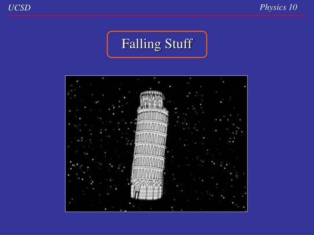falling stuff l.