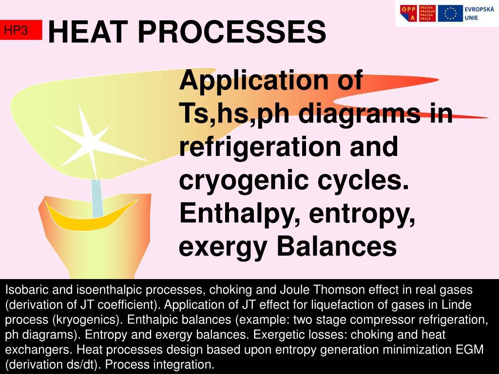heat processes l.