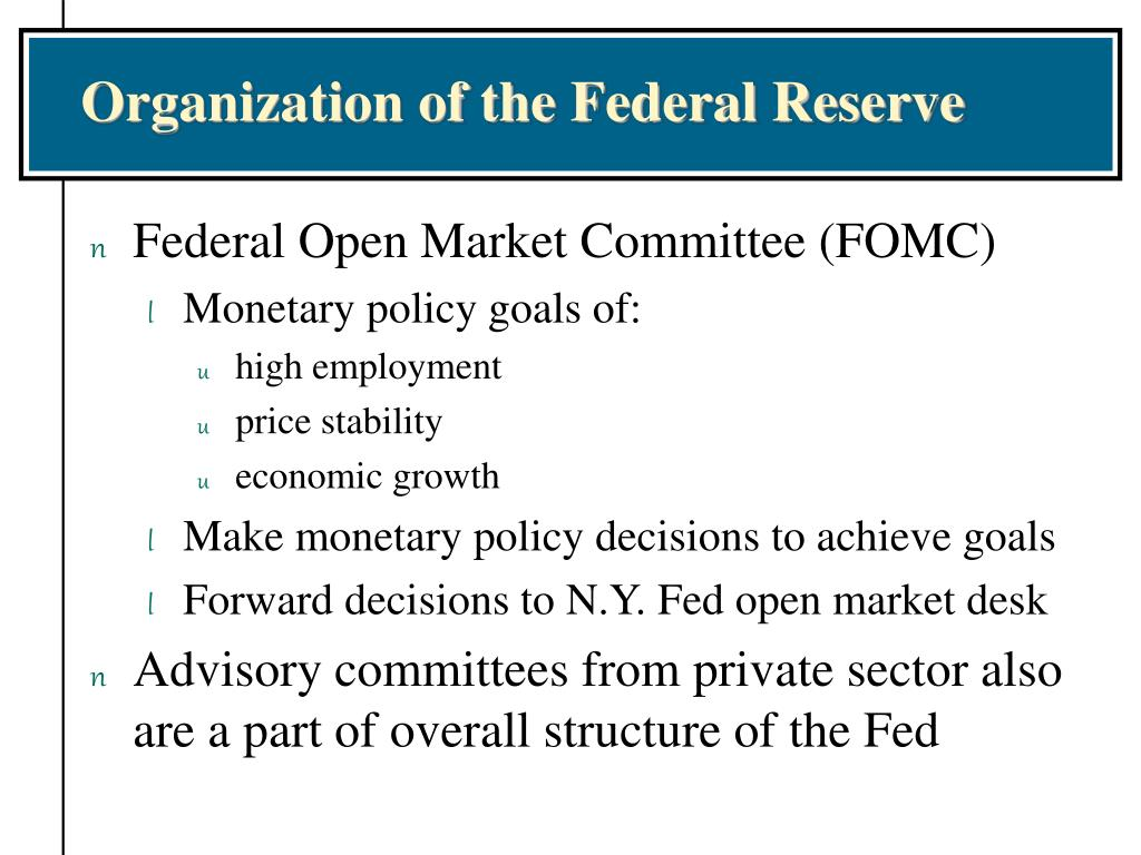 monetary policy price stability and economic Monetary policy basics introduction the term monetary policy refers to what the federal reserve, the nation's central bank, does to influence the amount of money and credit in the us economy.