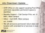 asu downtown update