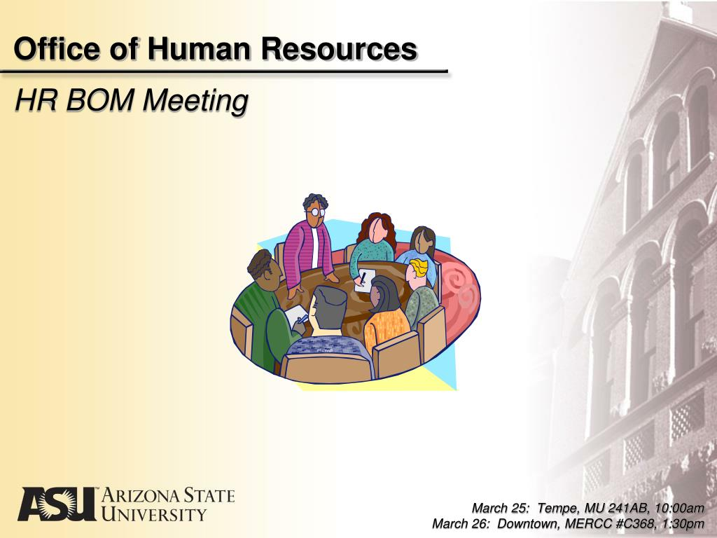 office of human resources l.