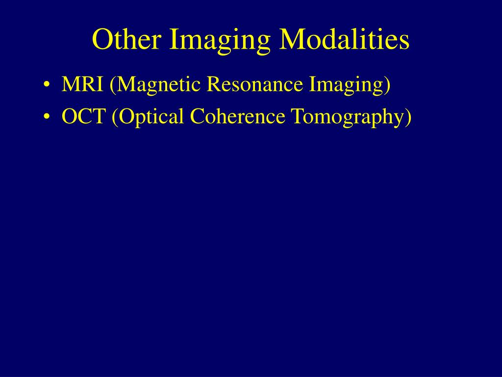 MRI (Magnetic Resonance Imaging)