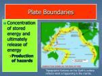 plate boundaries8