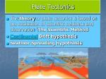 plate tectonics28