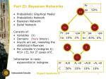 part ii bayesian networks